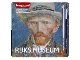 van Gogh rijksmuseum aquarelpotloden